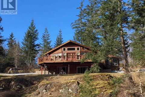 House for sale at 1888 Spectacle Lake Rd Texada Island British Columbia - MLS: 14062