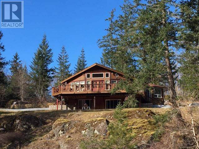 House for sale at 1888 Spectacle Lake Rd Texada Island British Columbia - MLS: 14629