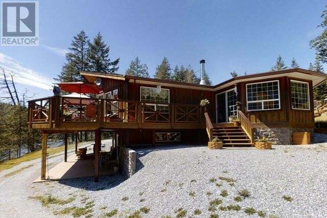 House for sale at 1888 Spectacle Lake Rd Texada Island British Columbia - MLS: 15048