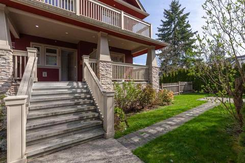 Townhouse for sale at 1888 Trutch St Vancouver British Columbia - MLS: R2357925