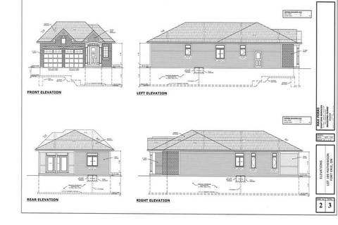 House for sale at 3709 Mathewson (lot 189) Ave Unit 189) Crystal Beach Ontario - MLS: 30739257