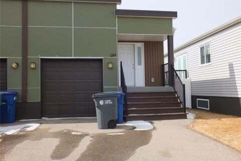 Townhouse for sale at 189 Chateau Cres Pilot Butte Saskatchewan - MLS: SK805507