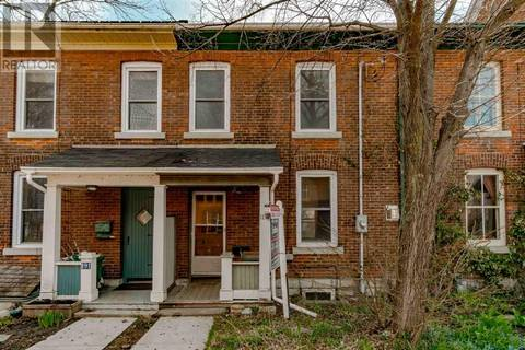 Townhouse for sale at 189 Clergy St Kingston Ontario - MLS: K19002805