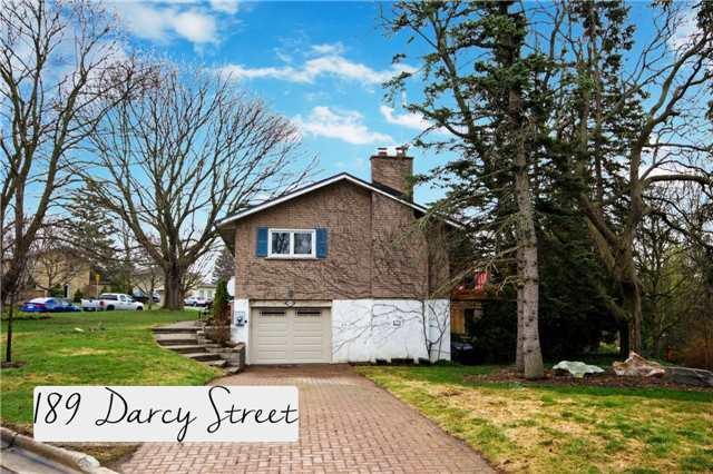 Sold: 189 Darcy Street, Oshawa, ON