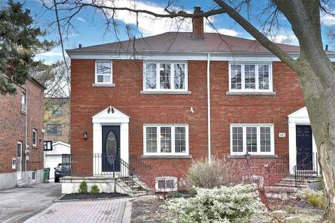 Townhouse for sale at 189 Donlea Dr Toronto Ontario - MLS: C4771948