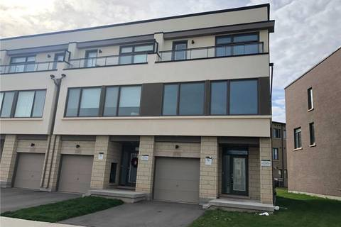 Townhouse for sale at 189 Fowley Dr Oakville Ontario - MLS: W4446531