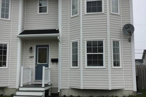 House for sale at 189 Green Acre Dr St. John's Newfoundland - MLS: 1196435