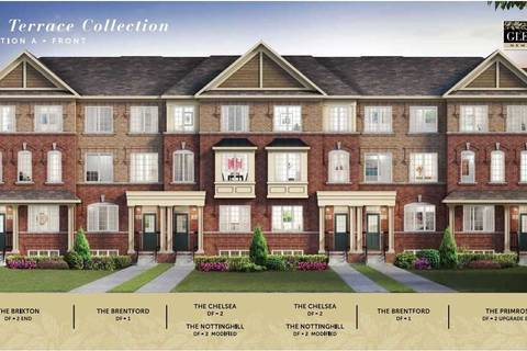 Townhouse for sale at 189 Harding Park St Newmarket Ontario - MLS: N4619785