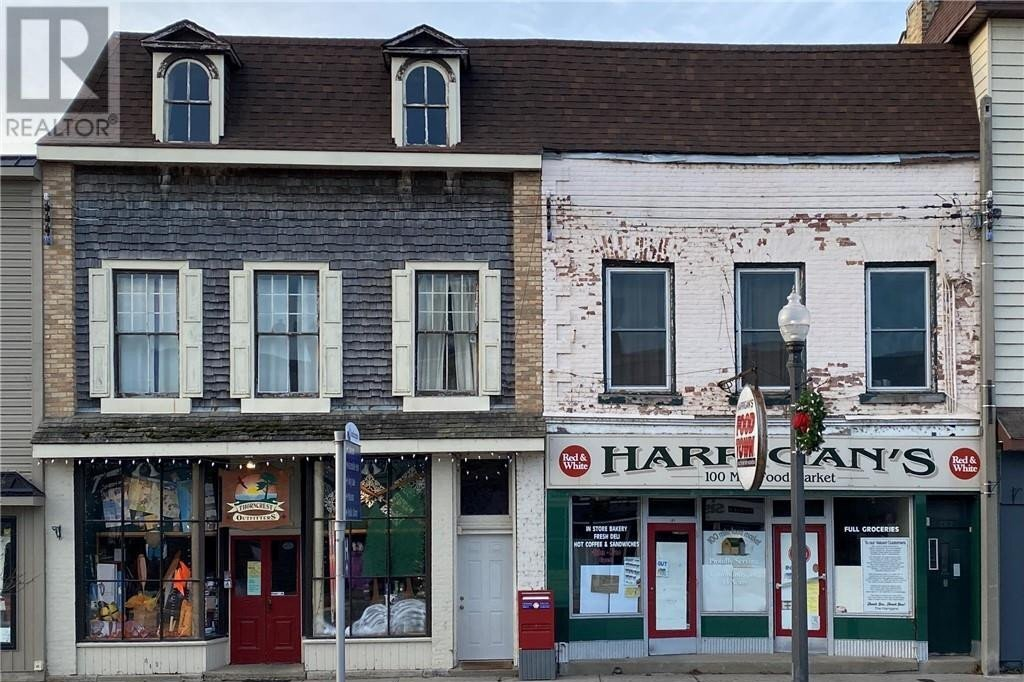 Residential property for sale at 189 High St Southampton Ontario - MLS: 40044316