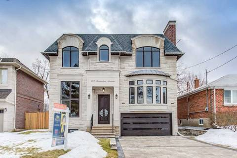 House for sale at 189 Hounslow Ave Toronto Ontario - MLS: C4411102