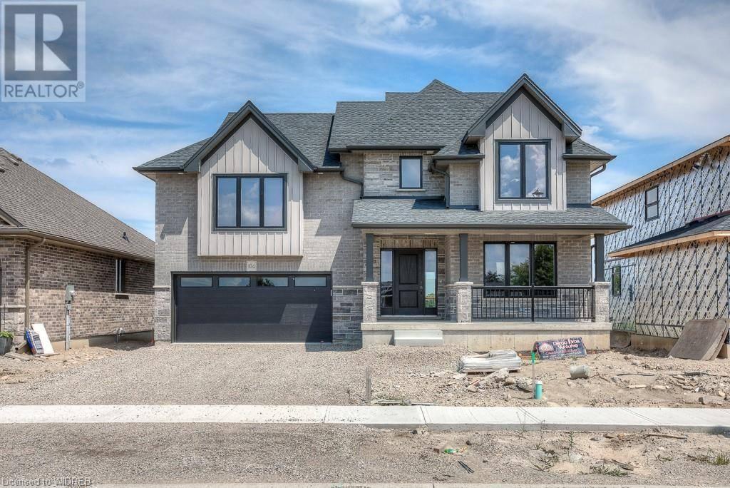 House for sale at 189 Juniper St Woodstock Ontario - MLS: 218450