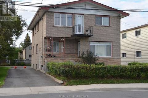Townhouse for sale at 189 King St Sudbury Ontario - MLS: 2074121