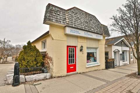 Commercial property for sale at 189 Main St Milton Ontario - MLS: W4786201