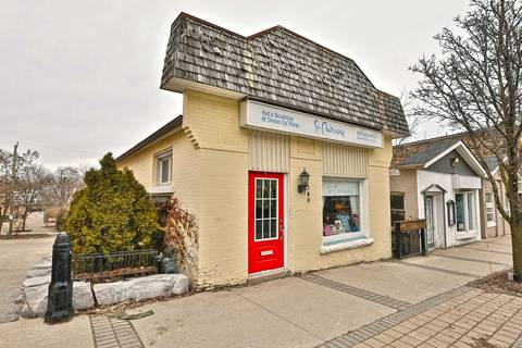 Commercial property for sale at 189 Main St Milton Ontario - MLS: W4727022