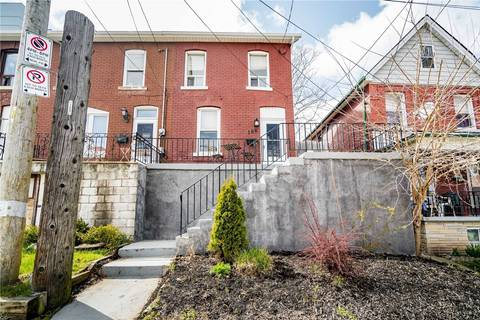 Townhouse for sale at 189 Queen St Hamilton Ontario - MLS: X4748291