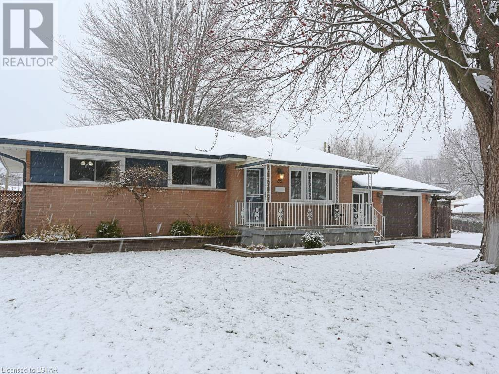House for sale at 189 Renfro Cres London Ontario - MLS: 252474