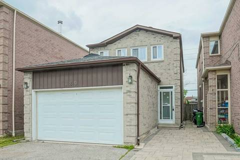 House for sale at 189 Roxanne Cres Toronto Ontario - MLS: E4504167