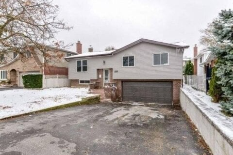 House for rent at 189 Rutherford Rd Brampton Ontario - MLS: W4999813