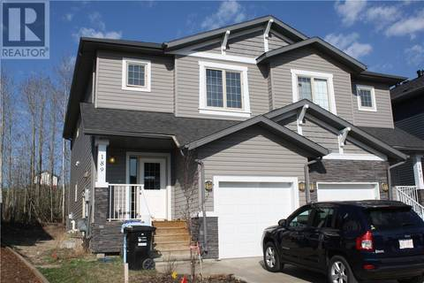 Townhouse for sale at 189 Shalestone Wy Fort Mcmurray Alberta - MLS: fm0165865