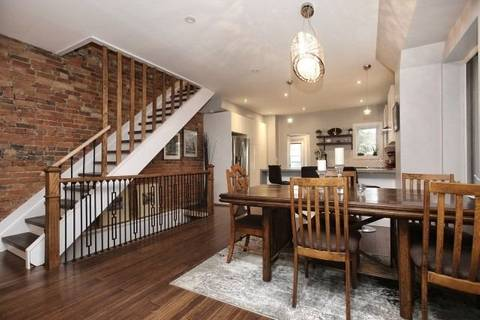 Townhouse for rent at 189 St. Helens Ave Toronto Ontario - MLS: C4644690