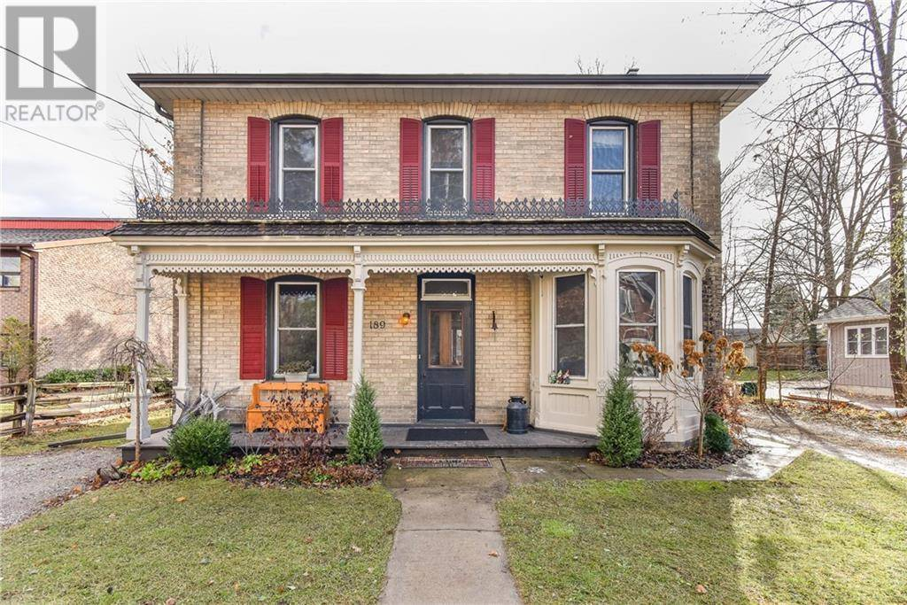 House for sale at 189 Stanley St Ayr Ontario - MLS: 30780249