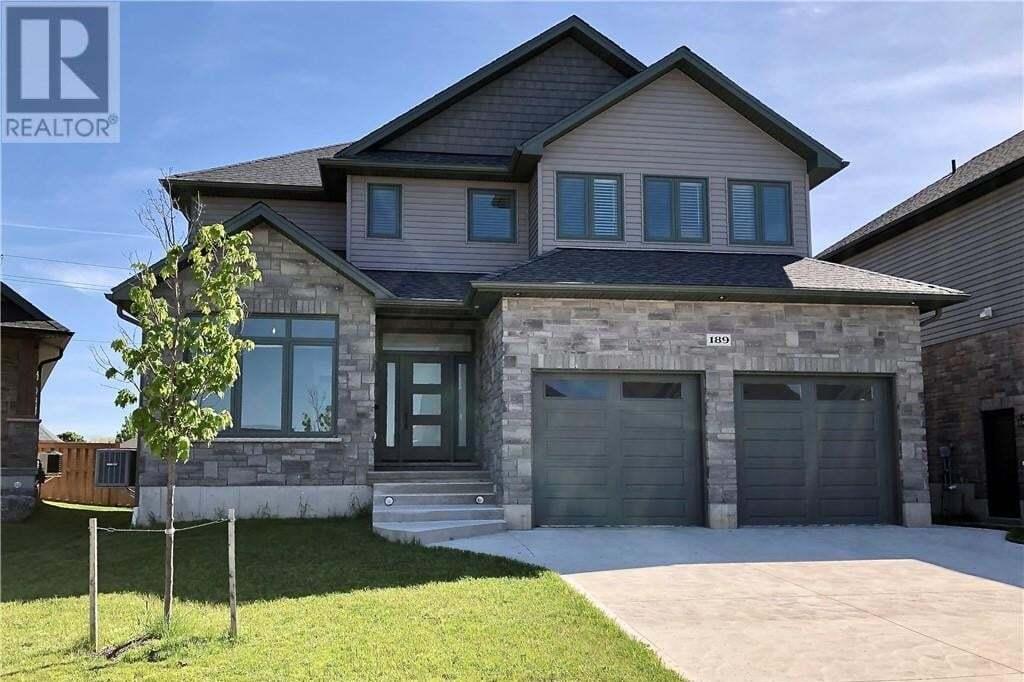 House for sale at 189 Summerside Pl Port Elgin Ontario - MLS: 262843
