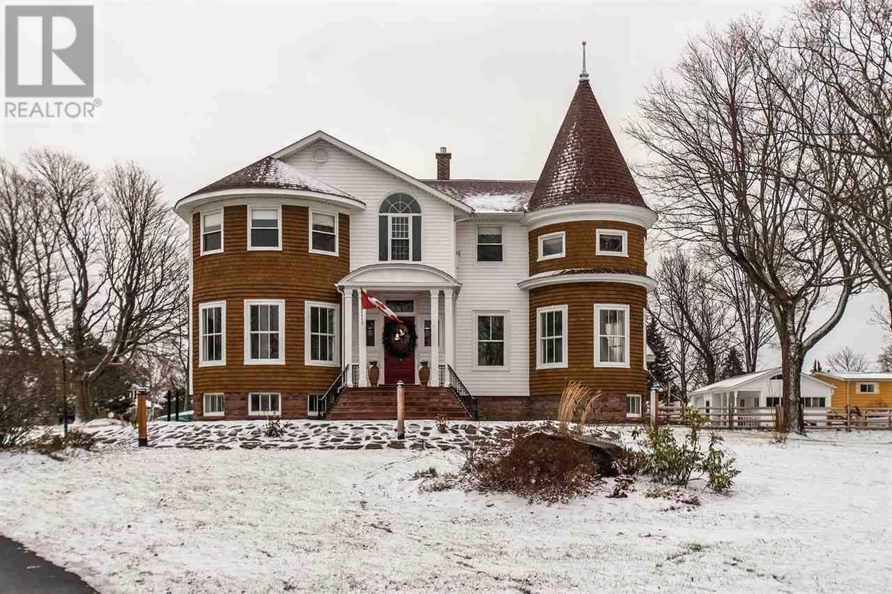 House for sale at 189 Victoria St Amherst Nova Scotia - MLS: 201927025