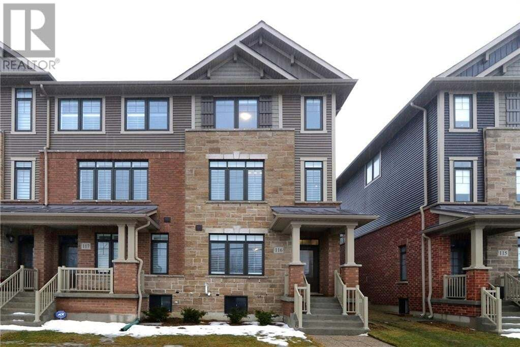 Townhouse for rent at 1890 Rymal Rd East Hamilton Ontario - MLS: 30815302