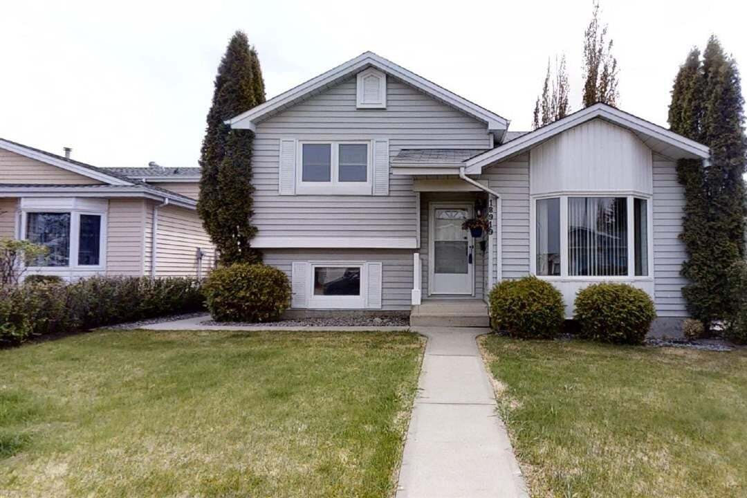 House for sale at 18919 78 Av NW Edmonton Alberta - MLS: E4197911