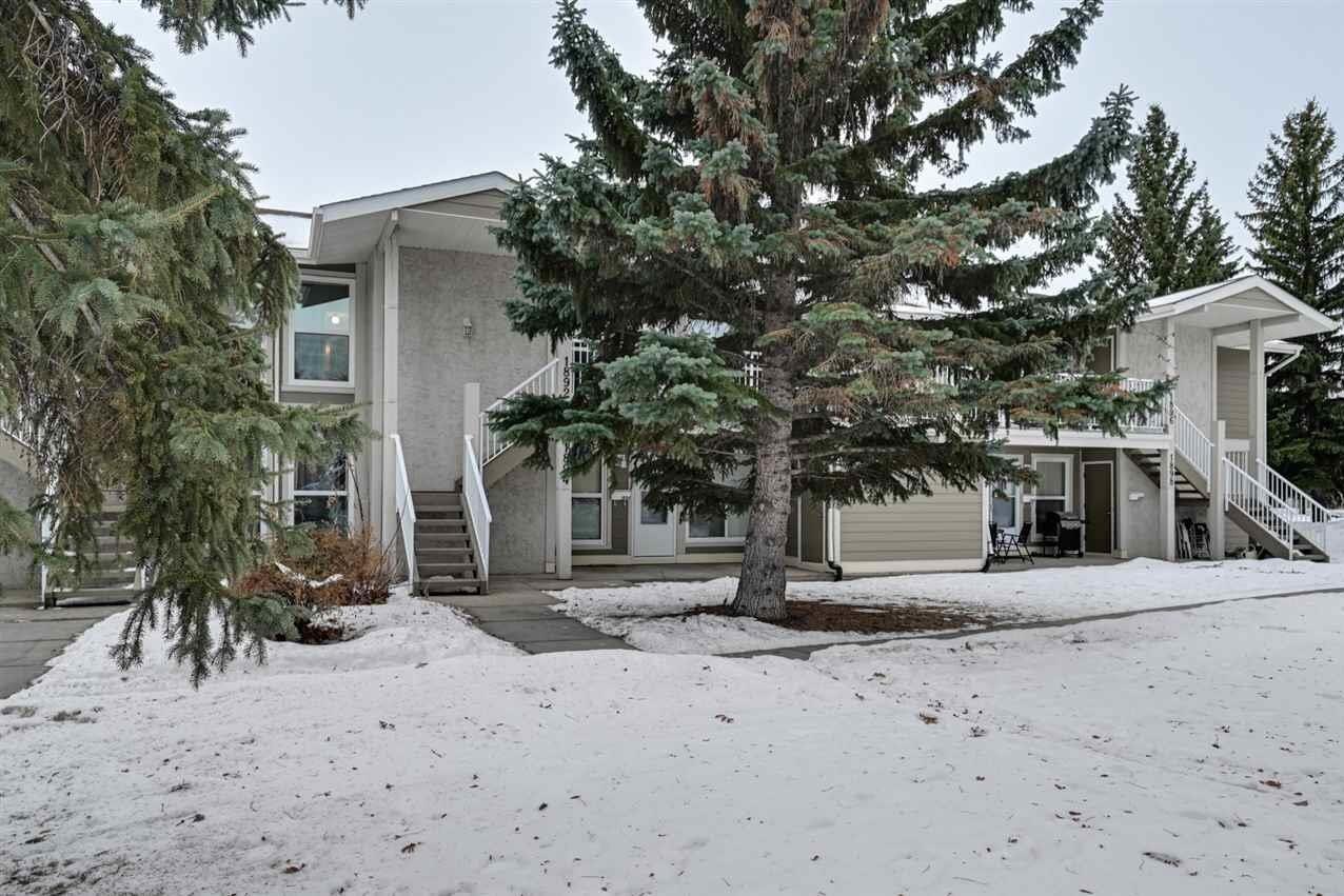 Condo for sale at 1892 111a St NW Edmonton Alberta - MLS: E4223584