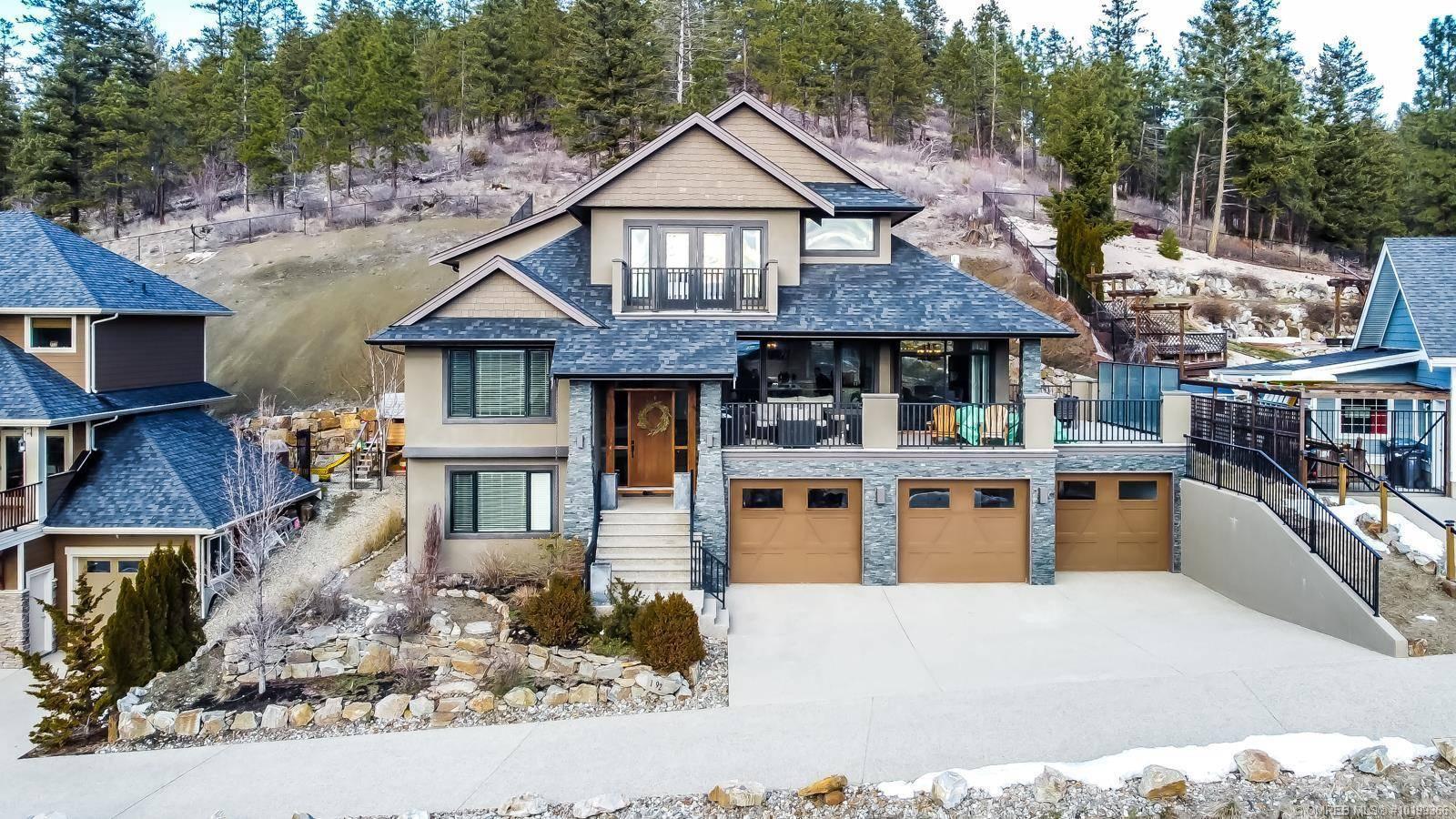 House for sale at 1892 Begbie Rd Kelowna British Columbia - MLS: 10199366