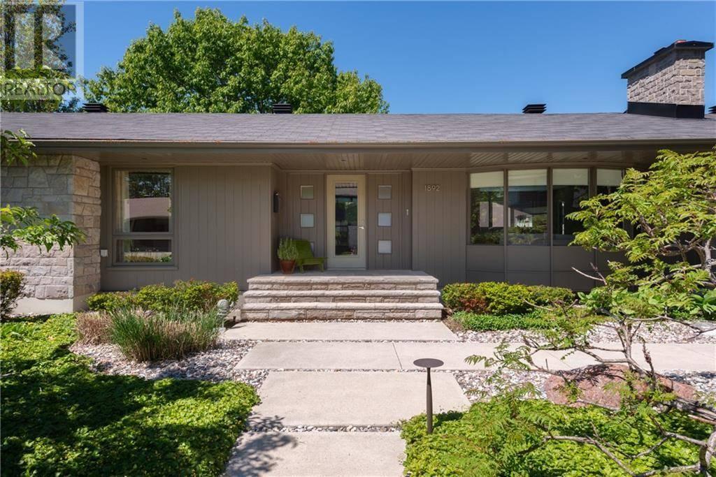 House for sale at 1892 Highland Te Ottawa Ontario - MLS: 1174202