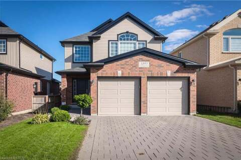 House for sale at 1893 Couldridge Wy London Ontario - MLS: 40024307