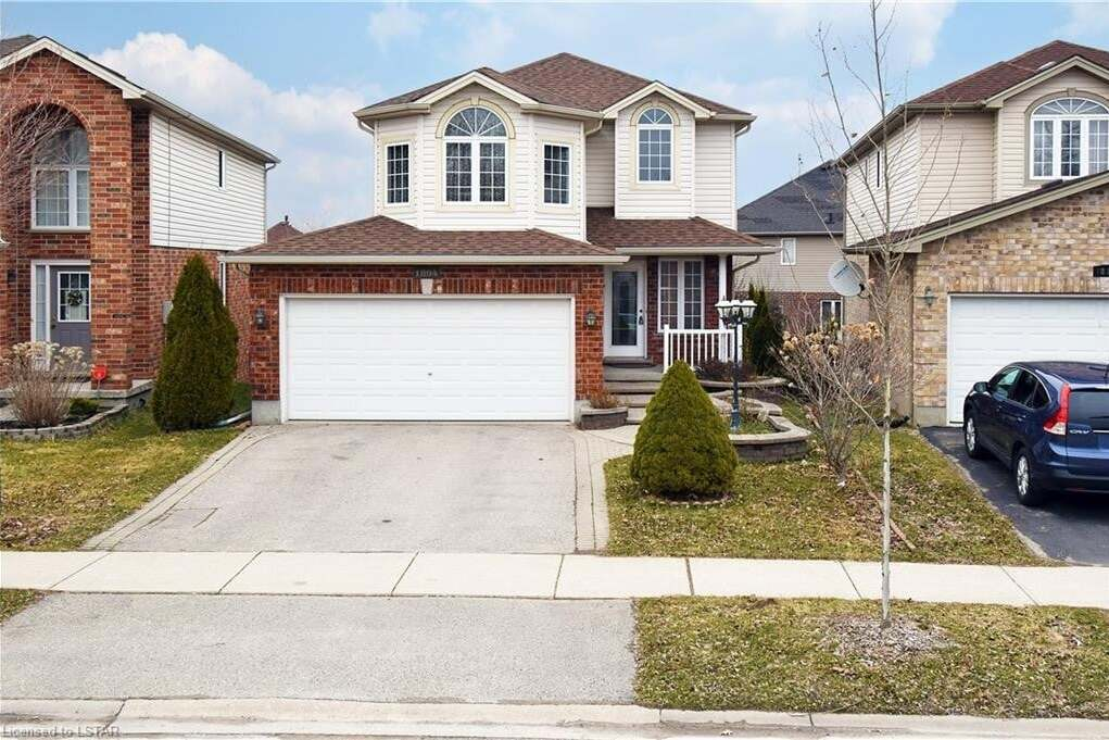 House for sale at 1894 Blackwater Rd London Ontario - MLS: 251859