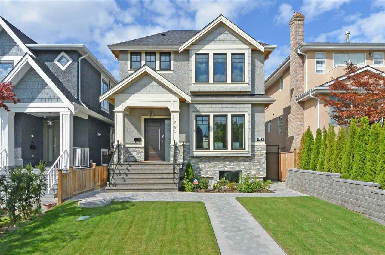 Sold: 1895 West 60th Avenue, Vancouver, BC