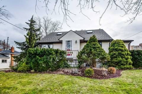 House for sale at 1896 Balsam Ave Mississauga Ontario - MLS: W4649482