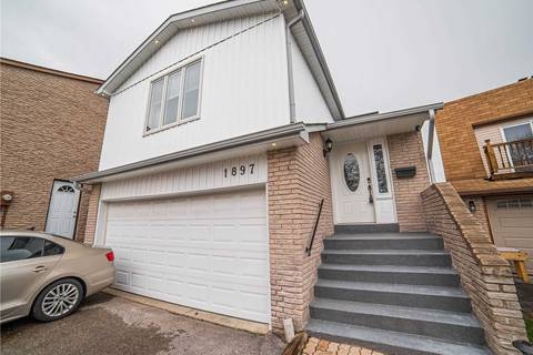 House for sale at 1897 Parkside Dr Pickering Ontario - MLS: E4735139