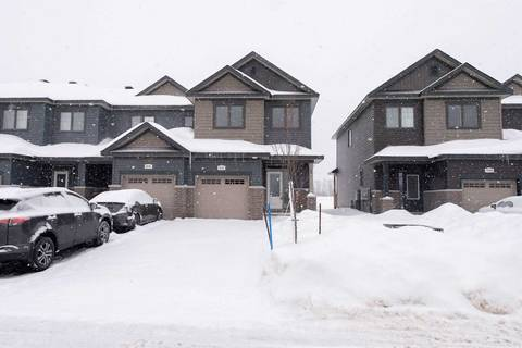 Townhouse for sale at 189 Shinny Ave Ottawa Ontario - MLS: X4692603