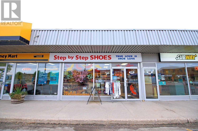 Commercial property for sale at 2 Broadway St W Unit 18a Yorkton Saskatchewan - MLS: SK783534