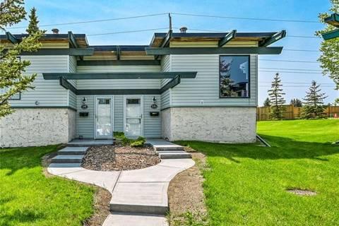 Townhouse for sale at 333 Braxton Pl Southwest Unit 18A Calgary Alberta - MLS: C4248777