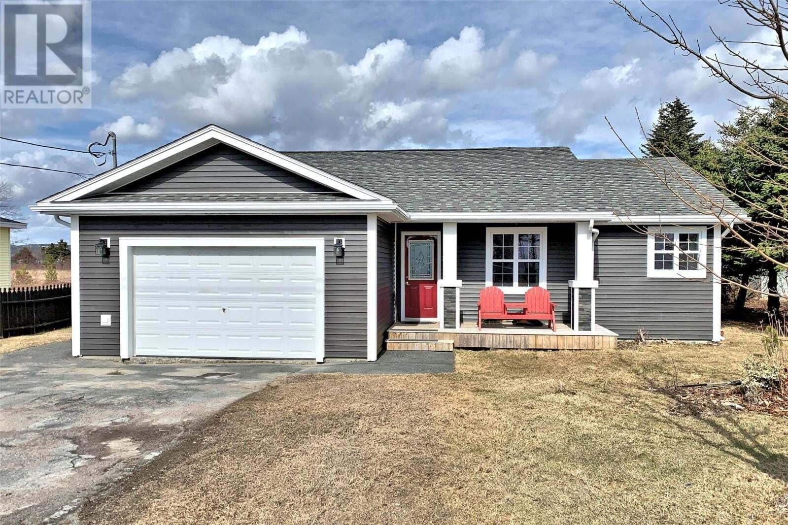 House for sale at 18 Delaneys Ave Bay Roberts Newfoundland - MLS: 1216514
