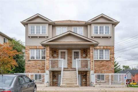 Townhouse for sale at 50 Howe Dr Unit 18C Kitchener Ontario - MLS: 40032497
