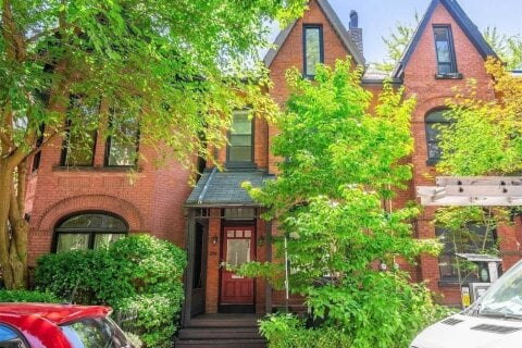 Townhouse for rent at 19 Tranby Ave Toronto Ontario - MLS: C4999004