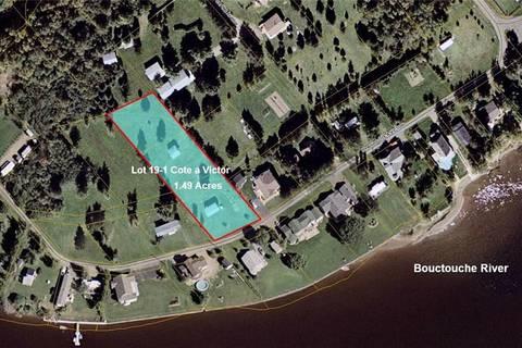 Home for sale at 0 Cote A Victor, Rte 515  Unit 19-1 Ste. Marie-de-kent New Brunswick - MLS: M122943