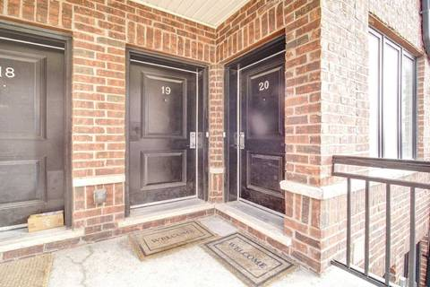Apartment for rent at 10 Carnation Ave Unit 19 Toronto Ontario - MLS: W4686630