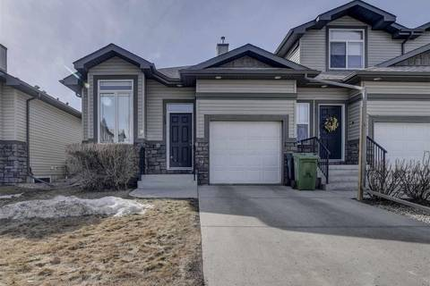 Townhouse for sale at 10 Woodcrest Ln Unit 19 Fort Saskatchewan Alberta - MLS: E4149349