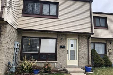 Townhouse for sale at 108 Sinclair Ave Unit 19 Georgetown Ontario - MLS: 30727008