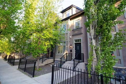 Townhouse for sale at 11 Scarpe Dr Southwest Unit 19 Calgary Alberta - MLS: C4253146