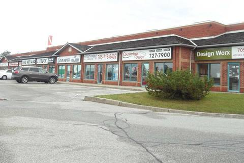 Commercial property for sale at 110 Saunders Rd Unit #19 Barrie Ontario - MLS: S4450017