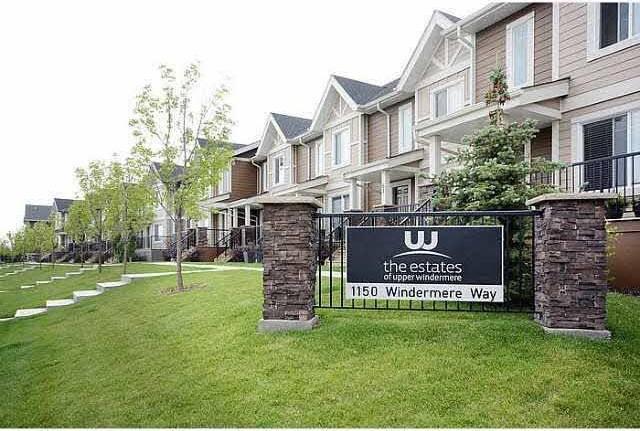Townhouse for sale at 1150 Windermere Wy Sw Unit 19 Edmonton Alberta - MLS: E4155236